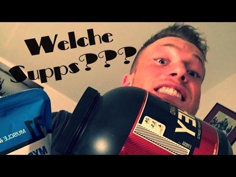 [Video] Schmale Schulter Fitness – Supps in der Diät?