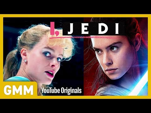 TRAILER MASH: The Last Jedi + I, Tonya - Thời lượng: 1:42.