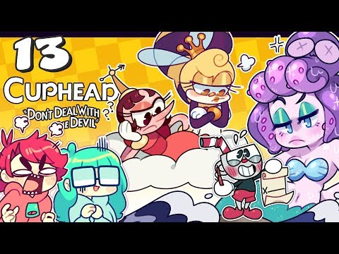 Cuphead / Getting All Contracts! / Jaltoid Games