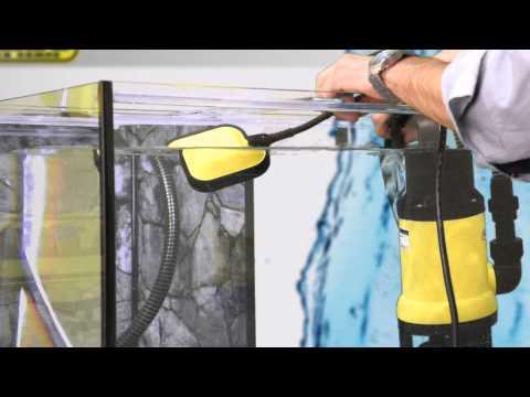 Дренажные насосы ASP 750 C и D - для любой воды
