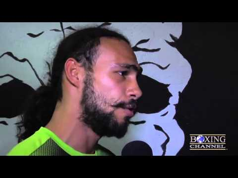 Keith - In this boxing video interview, Marcos Villegas speaks to Keith Thurman about his fight with Julio Diaz, says that Robert Guerrero, Shawn Porter and Marcos Maidana pulled out of fights with...
