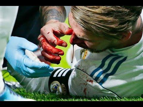 Sergio Ramos Gets a Taste of His Own Medicine || Karma