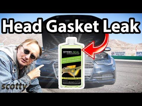 Head Gasket Leak Repair Sealant for Your Car