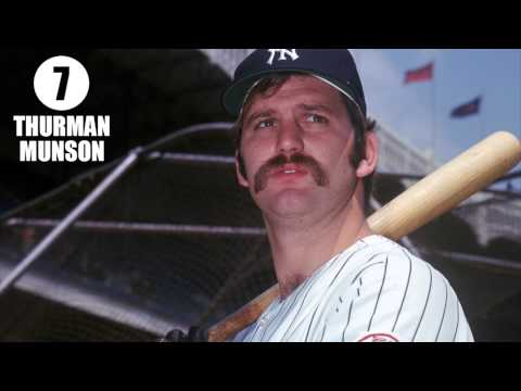 Video: Top 10 Yankees mustaches