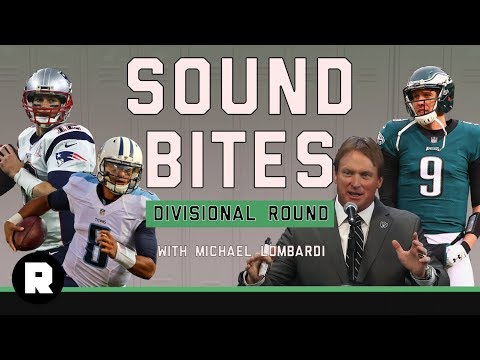 'Ringer Sound Bites' With Michael Lombardi | NFL Playoffs Divisional Round | The Ringer