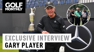 ► Listen to the views of a nine-time major champion on a range of topics including the best Open venues, Rory McIlroy's putting and Tiger Woods fall from grace in this exclusive Gary Player interview► Become a FREE SUBSCRIBER to Golf Monthly's YouTube page now - https://www.youtube.com/golfmonthly► For the latest reviews, new gear launches and tour news, visit our website here - http://www.golf-monthly.co.uk/► Like us on Facebook here - https://www.facebook.com/GolfMonthlyMagazine►Follow us on Twitter here - https://twitter.com/GolfMonthly►Feel free to comment below! ►Remember to hit that LIKE button if you enjoyed it :)