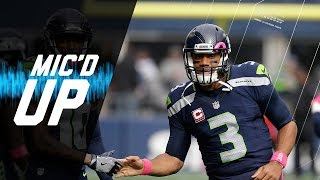 Russell Wilson Mic'd Up vs. Falcons (2016) | NFL Films by NFL Films