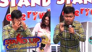 Video Rahmet 'Galau Karena Mantan' Stand Up Everywhere Eps 3 [SUWER] [03 Des 2015] MP3, 3GP, MP4, WEBM, AVI, FLV November 2017