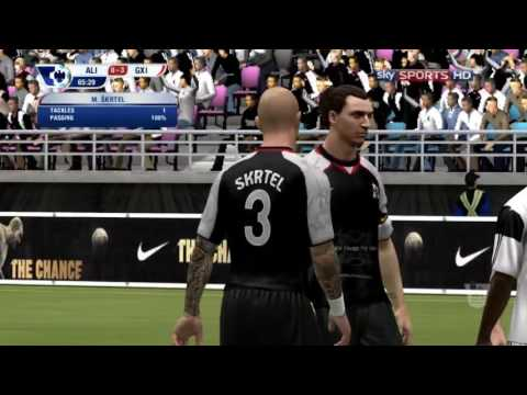 FIFA 13 | Samsung #GALAXY11 Vs. The Aliens Gameplay