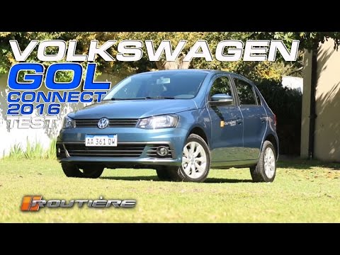 Volkswagen Gol Connect 2016