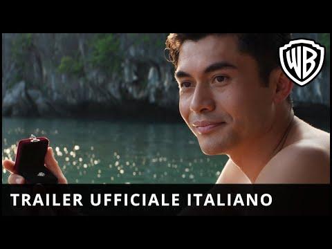 Preview Trailer Crazy & Rich, trailer ufficiale italiano