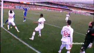 São Paulo 2:2 Cruzeiro - Brasileirão 2010 - 1ªdivisão - 14ª Rodada