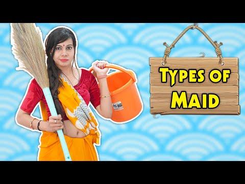 Indian Maids | Kaamwali | Sanjhalika Vlog
