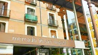 Mercado de San Miguel - Day 2 in Madrid