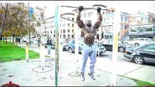 Kali Muscle: Muscle Ups {240 LBS} | Kali Muscle
