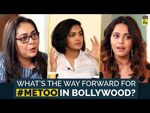 What's the way forward for #MeToo in Bollywood?   Meghna Gulzar, Swara Bhasker, Parvathy Thiruvothu