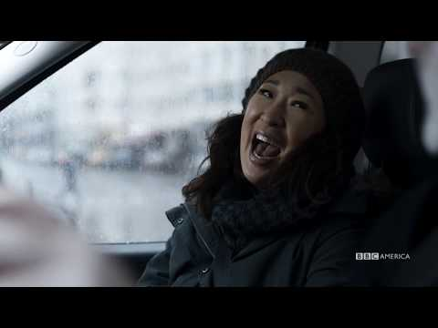 Double Emmy Nominee | Killing Eve | BBC America