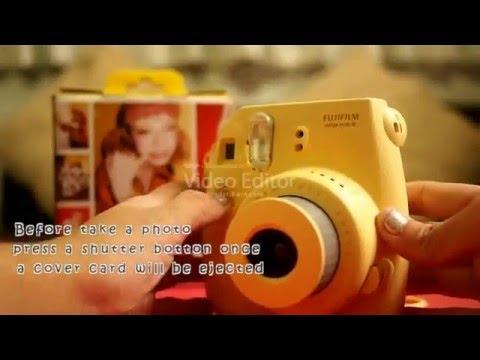 Fujifilm instax mini 8 ( Mini review )