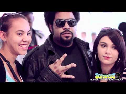Supafest 3: West Coast Icon, ICE CUBE, arrives in Australia for Supafest