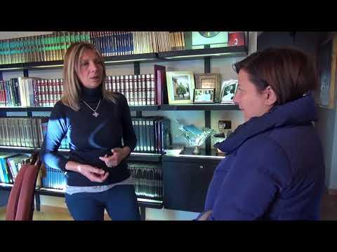 Ad Arezzo il parroco di Aleppo, grazie a Manuela un'aretina volontaria in Terra Santa