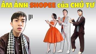 Download Lagu ÁM ẢNH SHOPEE của CHÚ TƯ CrisDevilGamer Mp3