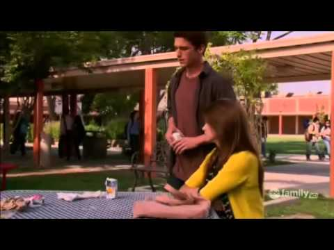 Amy and Ricky | The Secret Life of the American Teenager | 1x10 - Clip 1