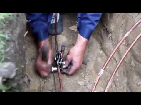 Как сделать громоотвод видео