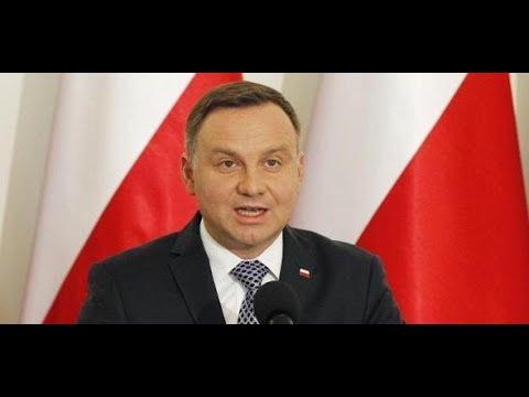 Polen: Präsident Duda will Reparationszahlungen Deutschlands für 2. Weltkrieg