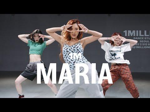 화사 (Hwasa) - Maria / Lia X Tina X Yeji Choreography