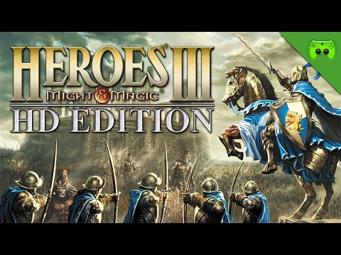 HEROES OF MIGHT AND MAGIC III HD EDITION «» PietSmiet probiert