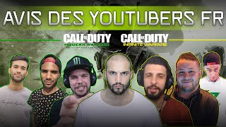 Infinite Warfare / Modern Warfare Remastered : Les Youtubers donnent leur avis!