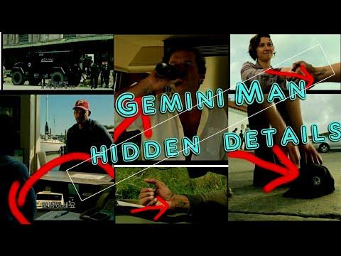 GEMINI MAN movie Hidden Details
