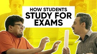 Video How Students Study For Exams | Part 1 | Jordindian MP3, 3GP, MP4, WEBM, AVI, FLV Januari 2019