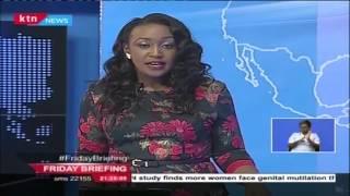 Renowed television anchor Prof Joseph Nyasani passes on