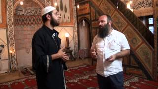 Vizitë Xhamisë së Hudumit në Gjakovë nga Hoxhë Bekir Halimi