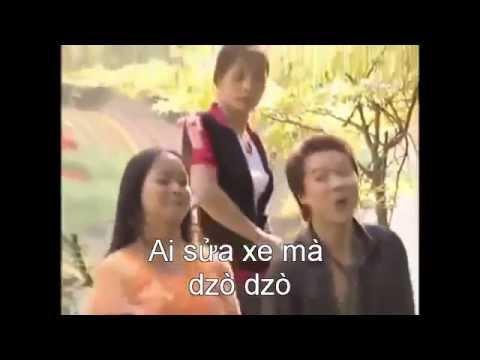 nhảy nhót hài hước phiên bản Lào