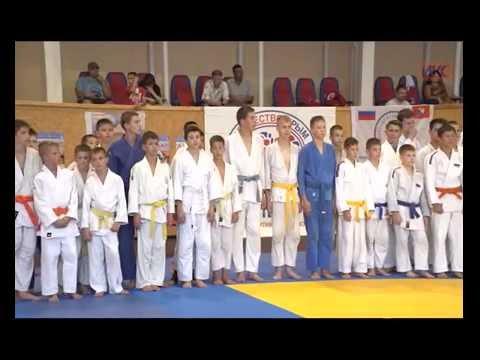 Всероссийский турнир по дзюдо «Олимпийские надежды» июль 2016