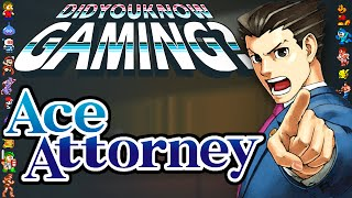 Video Ace Attorney - Did You Know Gaming? Feat. Zurachi MP3, 3GP, MP4, WEBM, AVI, FLV Desember 2017