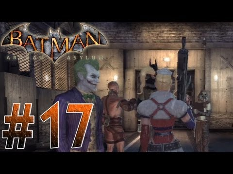 kNIGHTWING01 - Batman Arkham Asylum Part 17.