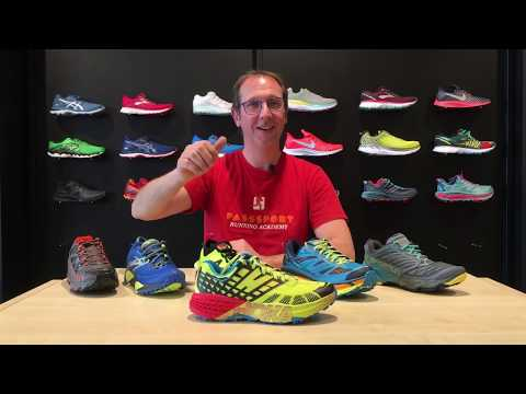 TOP 6 TRAIL RUNNING SHOES 2018