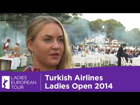 Turkish Airlines Ladies Open 2014 Preview