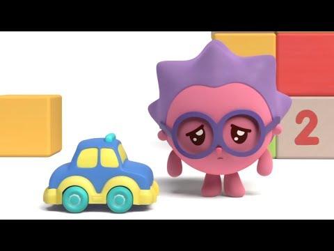 Малышарики - Новые серии - Мелок (Серия 80) Развивающие мультики для детей 0,1,2,3,4 лет (видео)