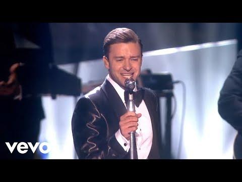 Justin Timberlake - Mirrors (Live at the BRIT Awards 2013) (видео)