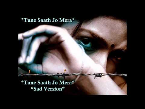 Video Tere Naam - Tune Saath Jo Mera (Click On The Songs) download in MP3, 3GP, MP4, WEBM, AVI, FLV January 2017