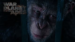 VIDEO: WAR FOR THE PLANET OF THE APES – Compassion Trailer