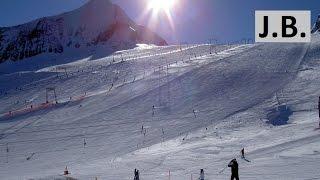 Kaprun Austria  city photos : Overview Kaprun ski resort. AUSTRIA