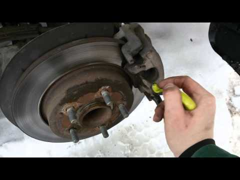 Замена задних тормозных дисков на форд фокус 3