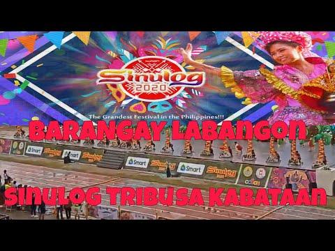 TRIBU SA KABATAAN |BRGY. LABANGON I SINULOG 2020