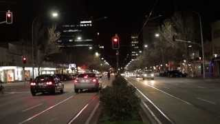 Adelaide goes green with public lighting
