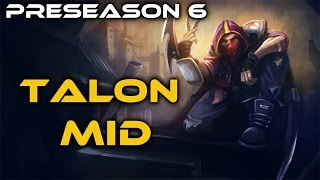 Playing Talon Mid! Stay updated by following me on Social Media: Twitter: https://twitter.com/C00LStoryJoe Facebook: https://www.facebook.com/c00lstoryjoe Tw...